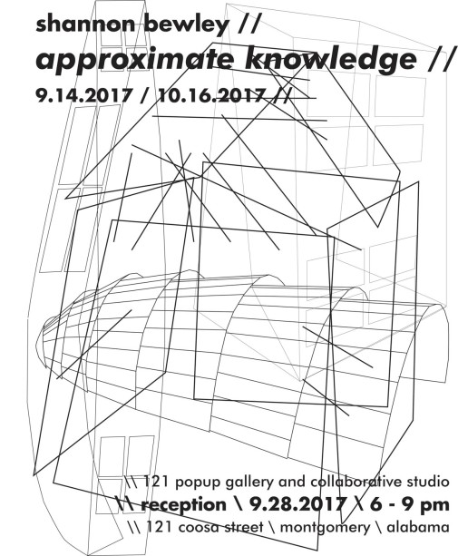 Approximate Knowledge poster